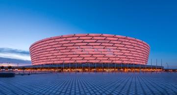 Olympic Stadium, Baku